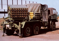 Click for MLRS M-94 'Plamen-S' larger image