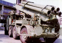 Click for MLRS M-96 'Orkan' larger image